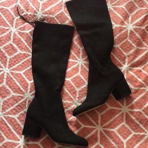 3284e3eaf46 Sam Edelman Shoes - Sam Edelman vinney knee high boots black size 10
